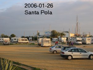 Resa till spanien 2005 2006 for Repsol butano santa pola